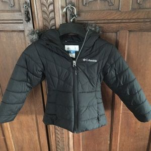 Columbia size XXS ski/snow jacket